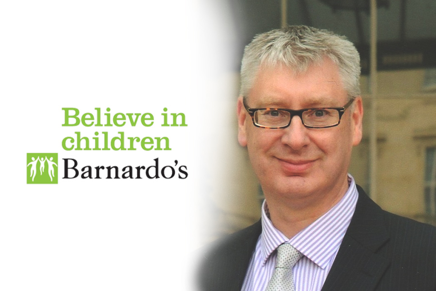 Five minutes with: Stephen Rimmer, Impact and Learning Director at Barnardo's