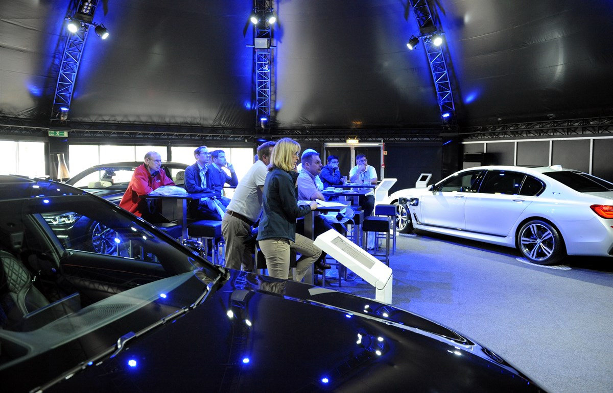 Europe's biggest test drive event for HR professionals to decide their new fleet