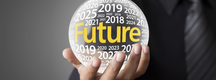 Predicting the future of work