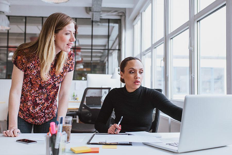 Shraga Zaltzman, CEO of Work Avenue: 'Mentoring is nurturing'