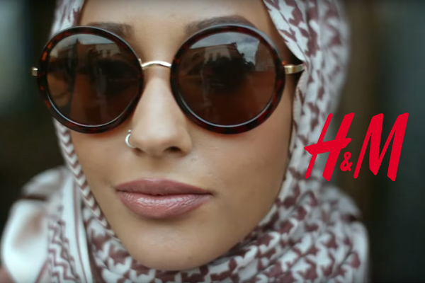 H&M hires first hijab-wearing Muslim model