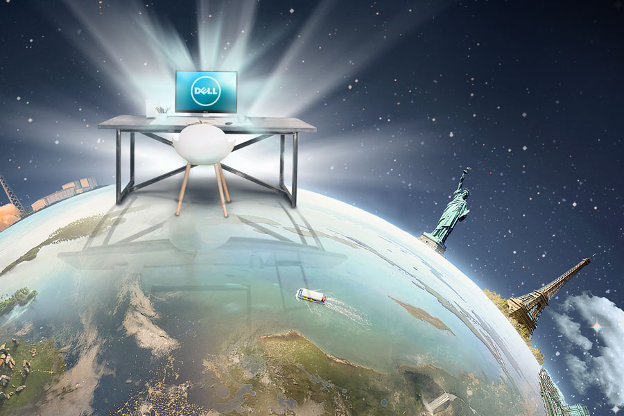 How Dell is handling the future of work