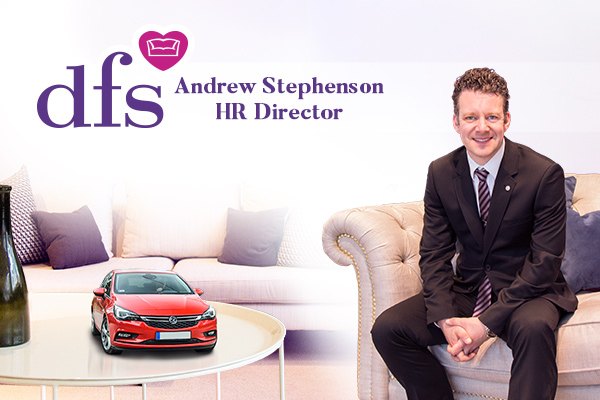 Fleeting Thought: HR should own fleet management, according to DFS' HR Director, Andrew Stephenson
