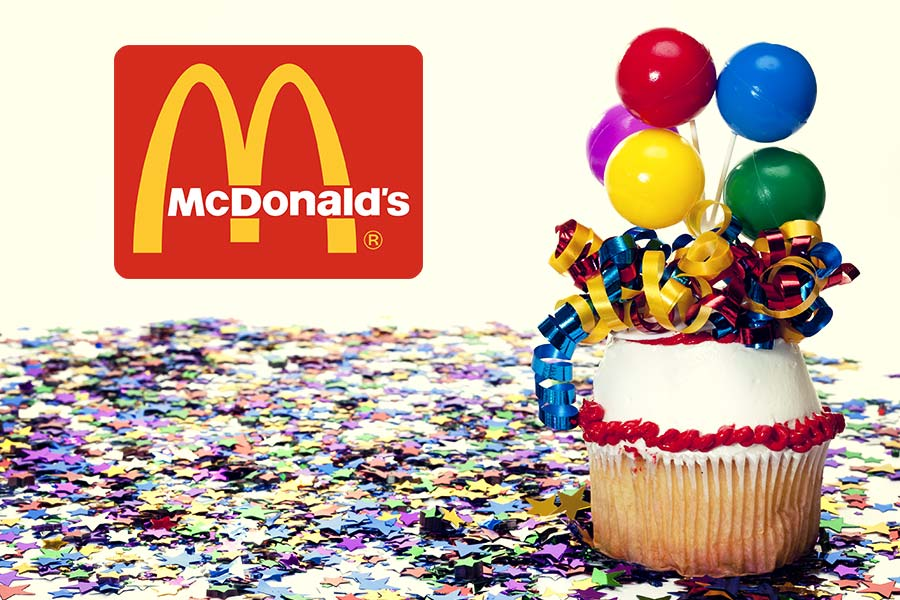 McDonald's worker celebrates 59th anniversary with chain