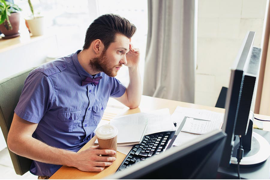 Why Millennials are the most bored at work