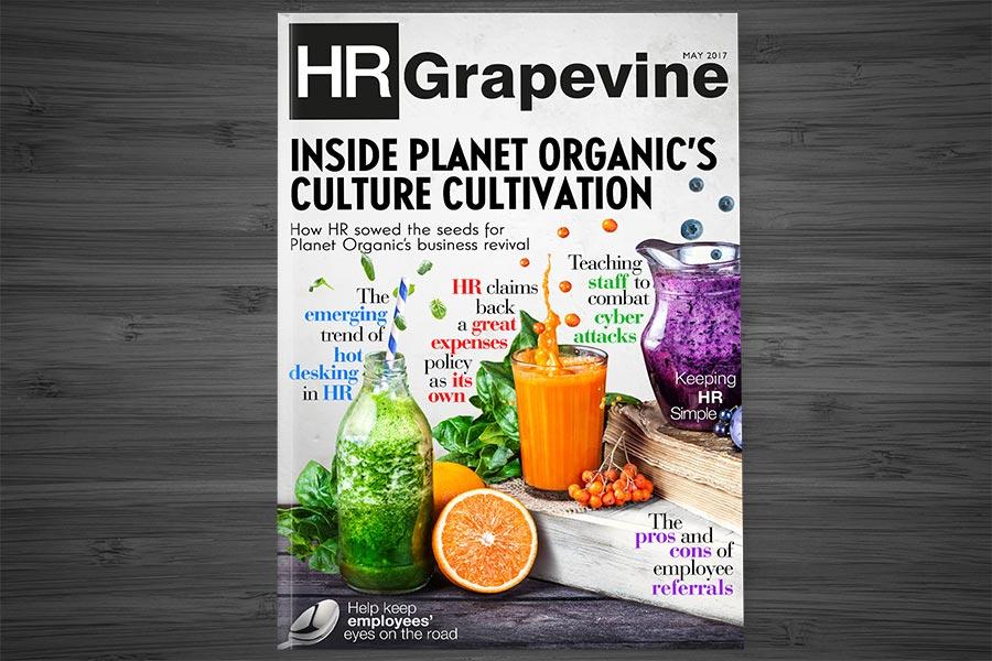 HR Grapevine Magazine May 2017