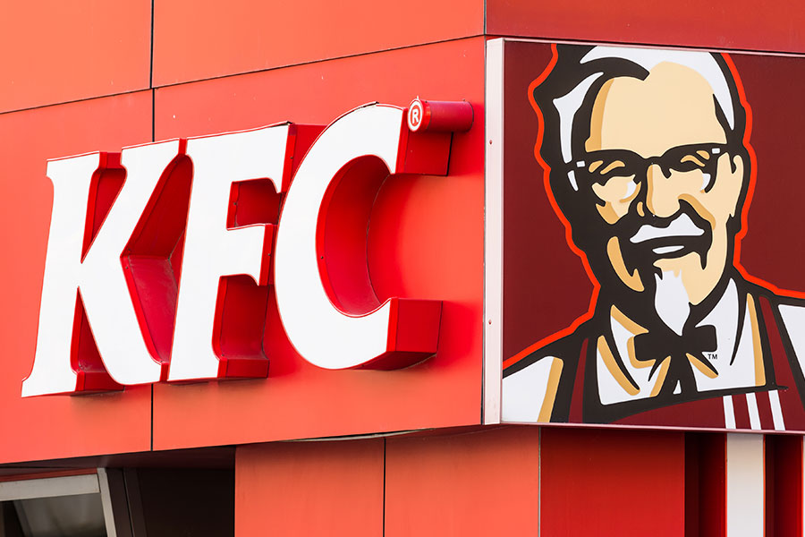 KFC's clean eating marketing stunt causes Twitter meltdown
