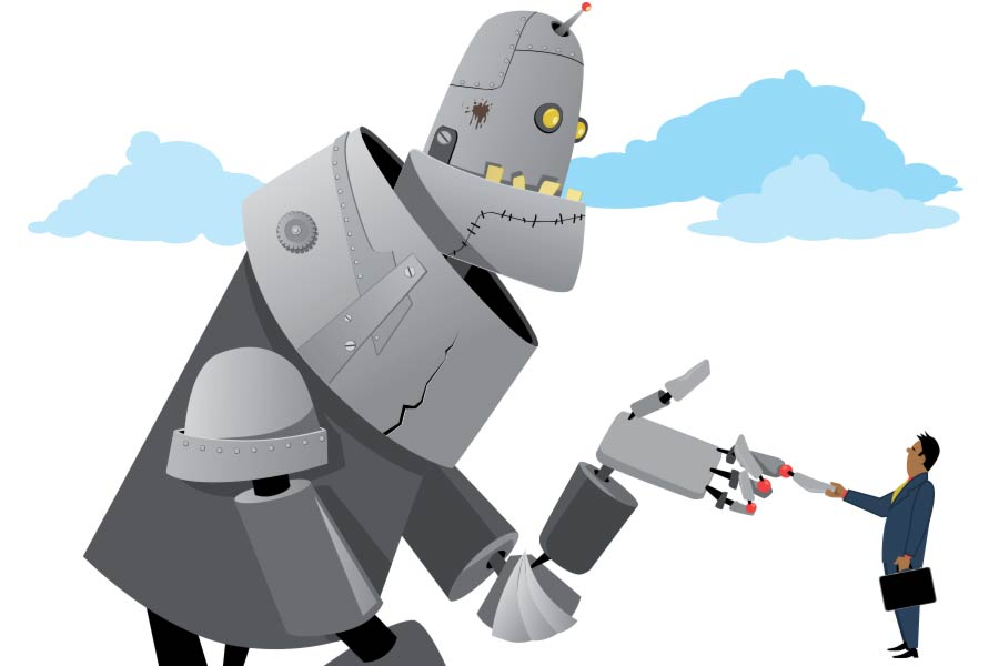 Tech Crunch: Bridgewater Associates, the world's biggest hedge fund, set to use robots to vet candidates