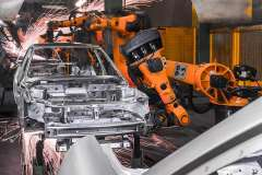 Firm swaps 90% of human staff for robots & sees 250% productivity rise