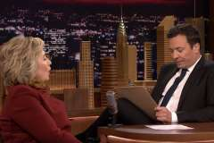 VIDEO: Jimmy Fallon mock interviews Donald Trump and Hillary Clinton for US Presidency