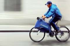 Greggs rolls out delivery service trial