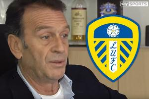 Leeds United owner compares hiring managers to buying watermelons