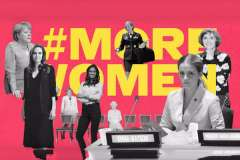 #MoreWomen video shows near-absence of women in any industry