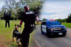 Police force makes strangest recruitment video ever