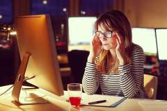 Why some workplace stress is good for you