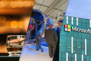 Why are Diageo, Rolls-Royce & Microsoft cutting jobs?