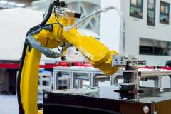 Will robots impede Trump's promise to bolster manufacturing jobs?