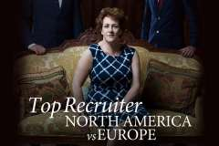 Recruitment heavyweight Ann Swain on chairing Top Recruiter, Team Europe