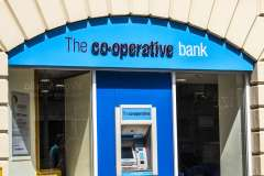 Why is Co-op Bank up for sale?