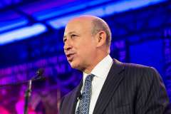 Goldman Sachs Chief: Brexit will 'stall' London's financial hub