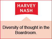 Diversity of thought in the Boardroom