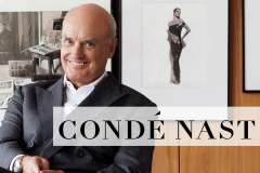Condé Nast International President on meeting his wife: 'It's what you have HR to prevent'