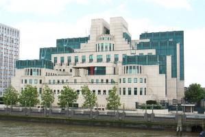 Head of MI6 chats diversity & hiring James Bond