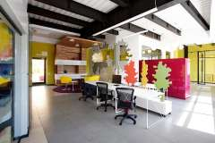 Why workplace design should reflect your business branding