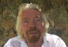Branson backs mentoring in message to HR